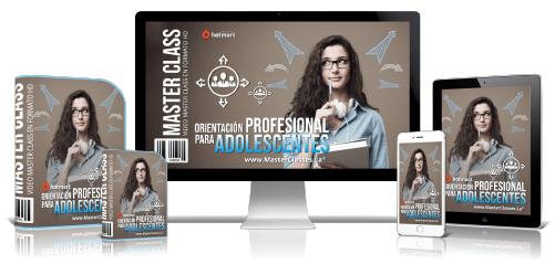Orientación Profesional Para Adolescentes Curso Online