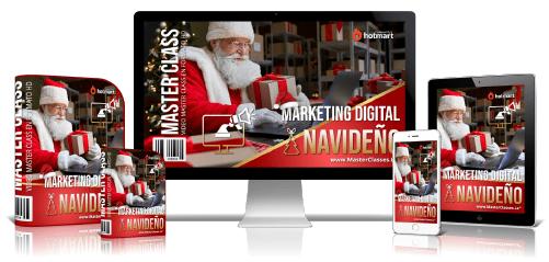 Marketing Digital Navideño Curso Online