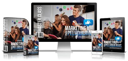 Marketing Digital Para Peluquerías Curso Online