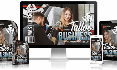 Curso Online de Tattoo Business