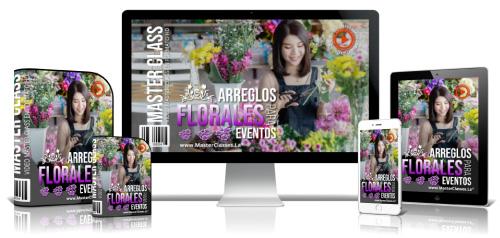Arreglos Florales Curso Online