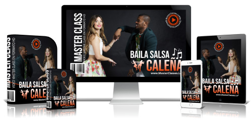Bailar Salsa Caleña Curso Online