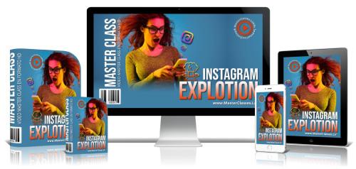 Cómo Explotar tu Cuenta de Instagram Curso Online