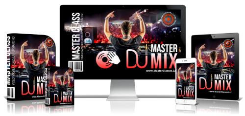 Aprender a Ser DJ Master Mix Curso Online
