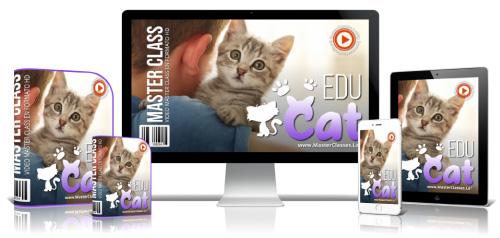 Educat Educación Sobre Gatos Curso Online