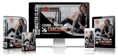 Escribir Mis Propias Canciones Curso Online