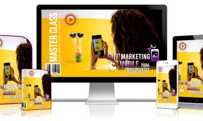 Foto Marketing Mobile Para Principiantes Curso Online