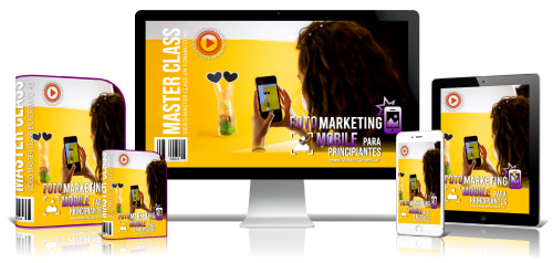 Foto Marketing Mobile Para Principiantes Curso Online