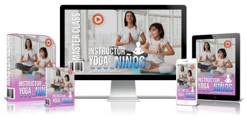 Instructor de Yoga Para Niños Curso Online