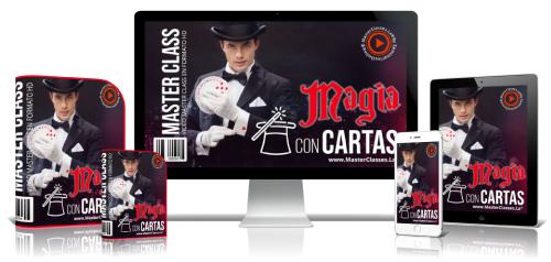 Magia Con Cartas Curso Online