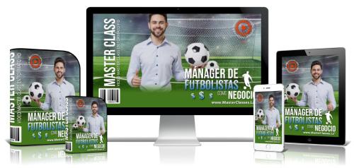 Cómo Ser Manager de Futbolistas Curso Online
