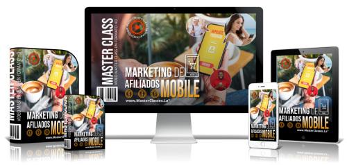 Marketing de Afiliados Desde tu Teléfono Curso Online
