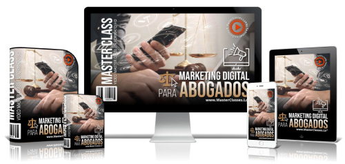 Marketing Digital Para Abogados Curso Online
