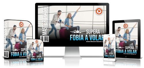 Supera la Fobia a Volar Curso Online