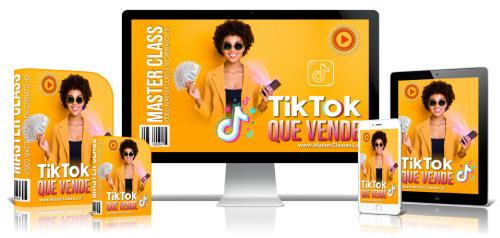 Tik Tok Que Vende Curso Online