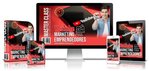 Youtube Marketing para Emprendedores Curso Online