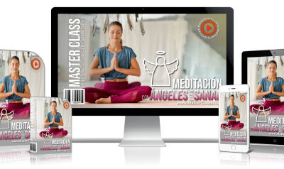 Meditación con Ángeles Para Sanar Curso Online