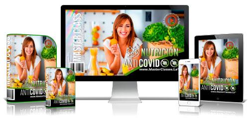 Nutrición Anticovid Curso Online