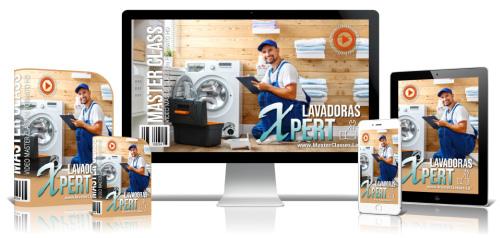 Reparación de Lavadoras Xpert Curso Online