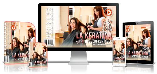 Todo Sobre la keratina Curso Online