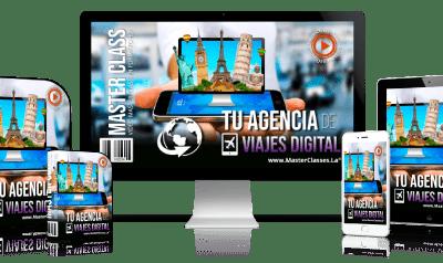 Cómo Crear tu Agencia de Viaje Digital Curso Online