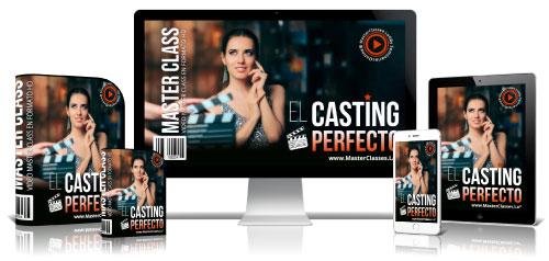 Cómo Preparar un Casting Perfecto Curso Online