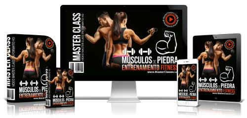 Entrenamiento Para Tener Músculos de Piedra Curso Online