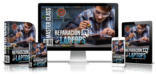 Reparación de Laptops Curso Online
