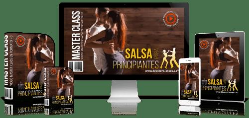 Aprende a Bailar Salsa Curso Online