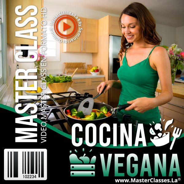 Curso Online de Cocina Vegana Saludable