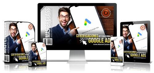 Certificaciones Internacionales con Google Ads Curso Online