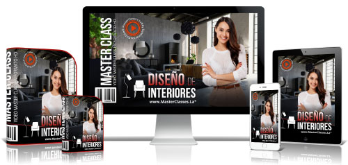 Diseño de Interiores Curso Online