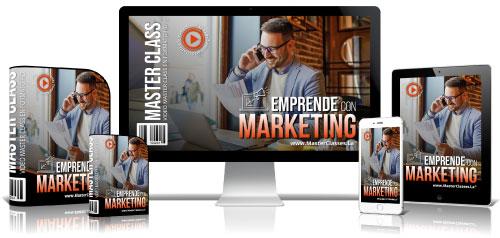 Emprende con Marketing Curso Online