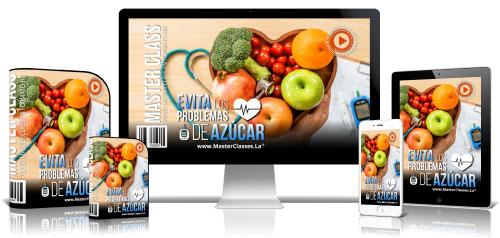Evita los Problemas de Azúcar Curso Online