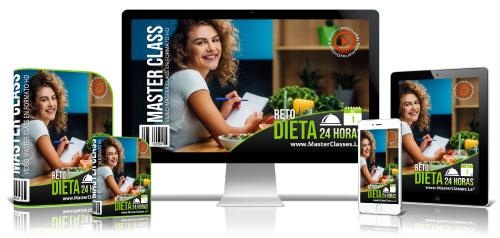 Reto Dieta en 24 Horas Curso Online