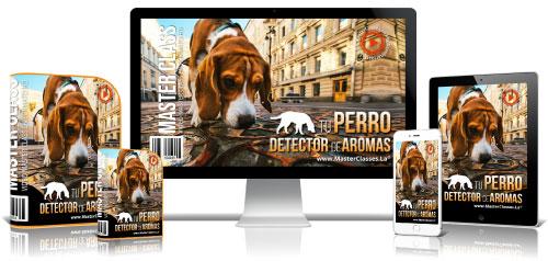 Tu Perro Detector de Aromas Curso Online