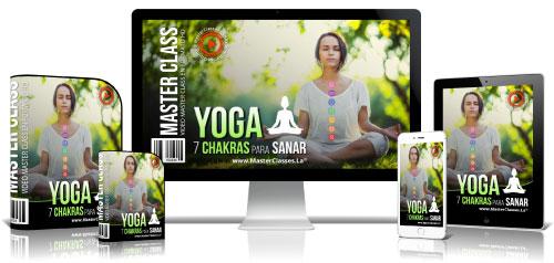 Yoga 7 Chakras Para Sanar  Curso Online