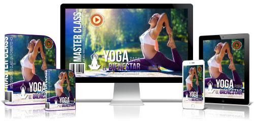 Yoga Para el Bienestar Curso Online
